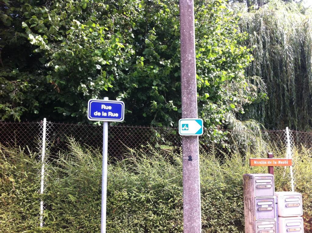 Als je melig bent van de Loire, is alles grappig