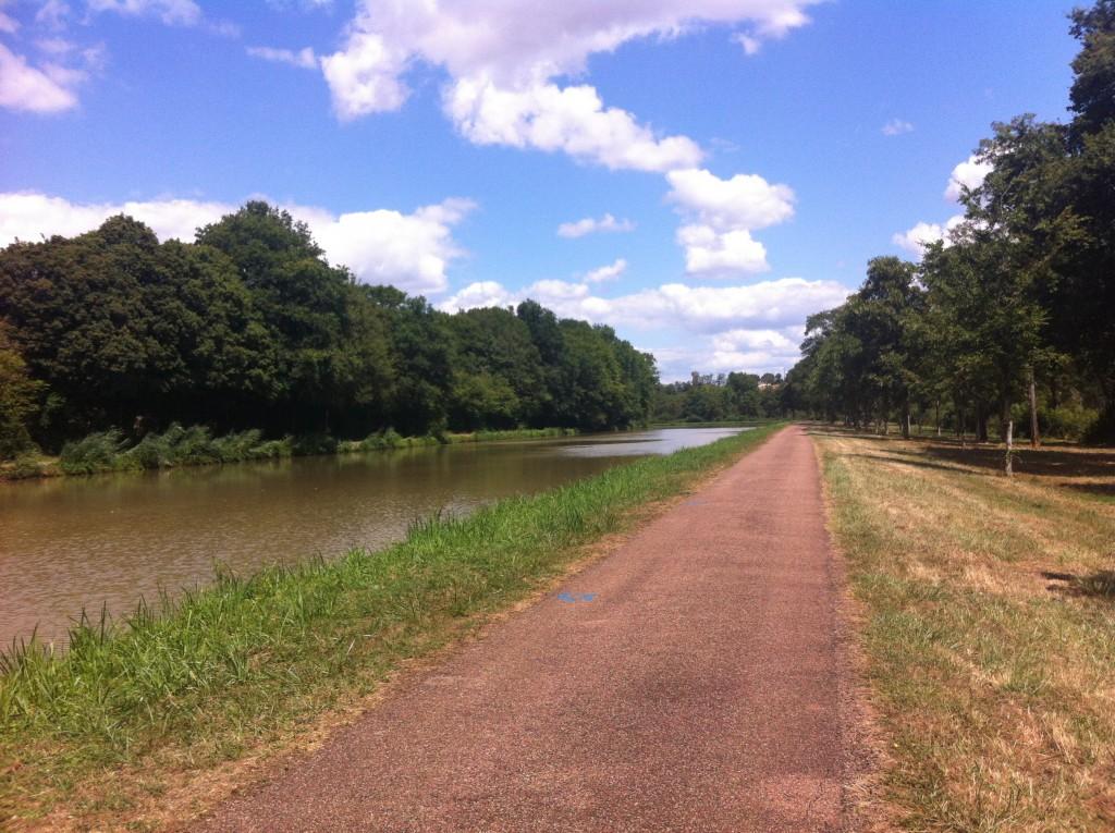 Encore du canal