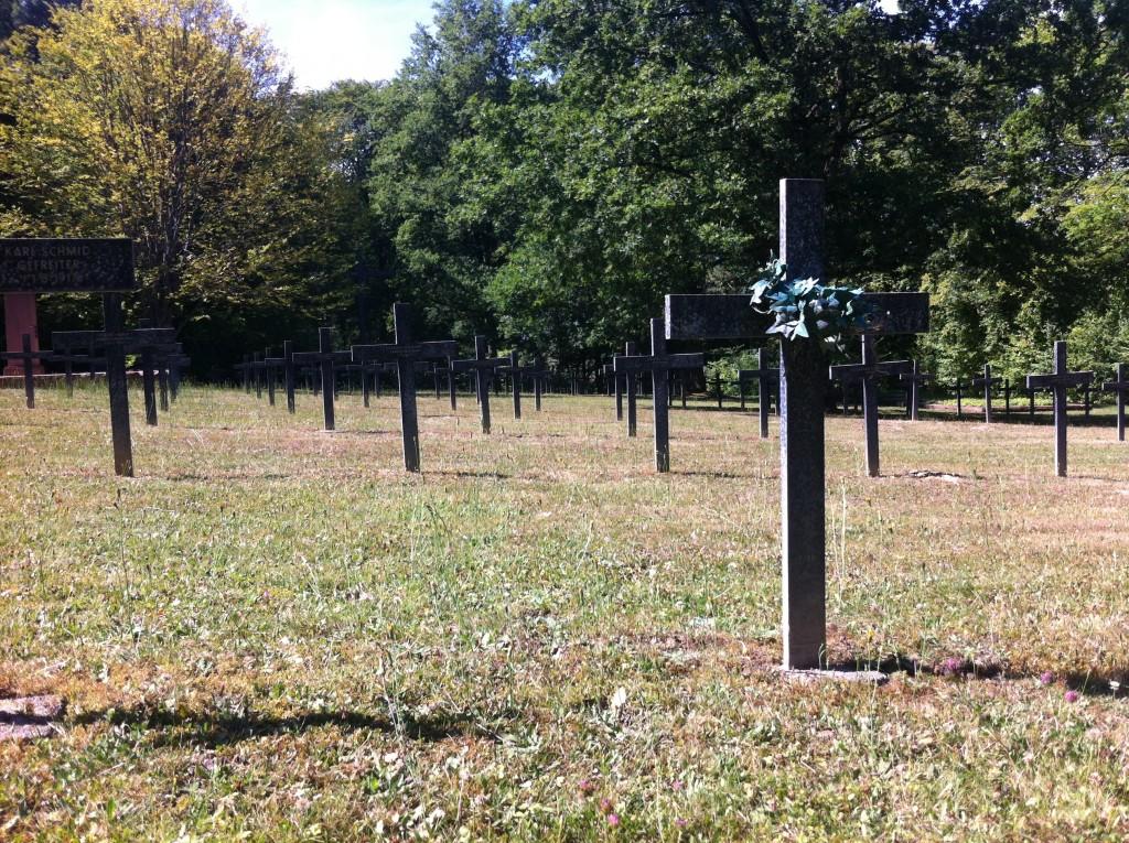 Duitse graven uit WO I
